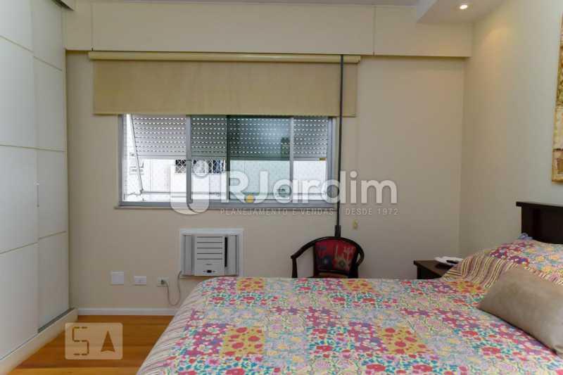 18suite 3 - Apartamento Leblon 3 Quartos Aluguel Administração Imóveis - LAAP40793 - 19