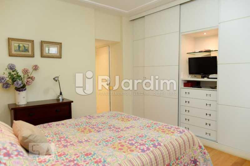 19armario suite 3 - Apartamento Leblon 3 Quartos Aluguel Administração Imóveis - LAAP40793 - 20