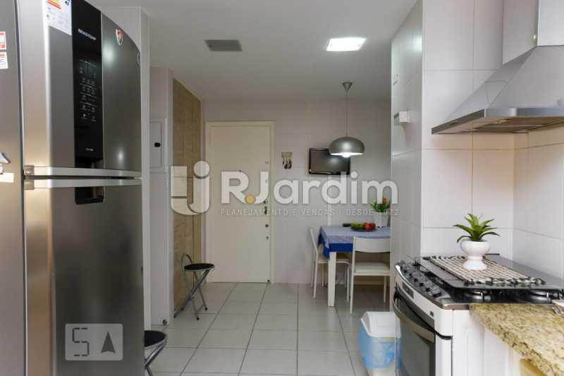 22copa - Apartamento Leblon 3 Quartos Aluguel Administração Imóveis - LAAP40793 - 23