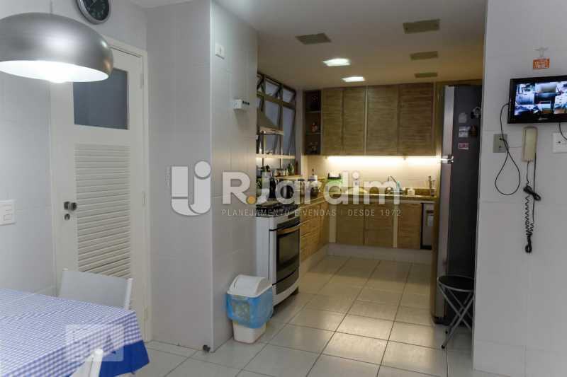 23cozinha - Apartamento Leblon 3 Quartos Aluguel Administração Imóveis - LAAP40793 - 24