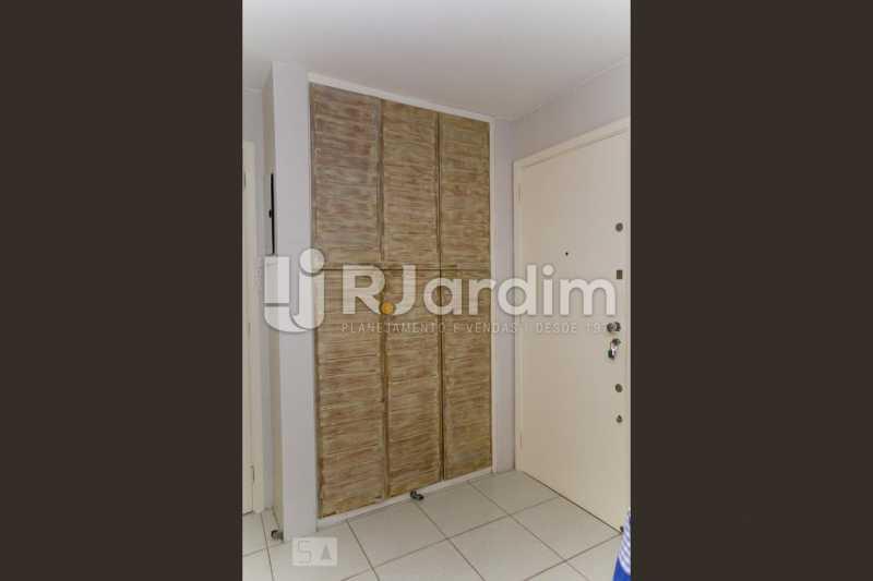 25armarios cozinha 2 - Apartamento Leblon 3 Quartos Aluguel Administração Imóveis - LAAP40793 - 26