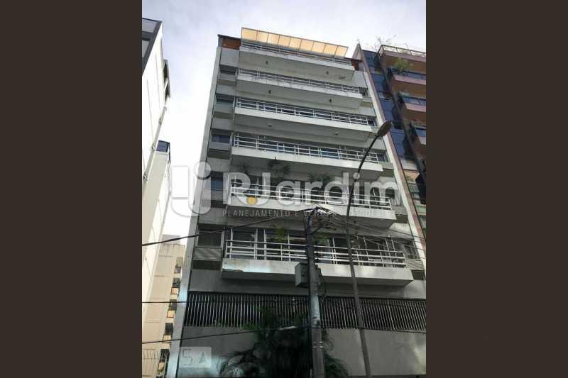 30fachada - Apartamento Leblon 3 Quartos Aluguel Administração Imóveis - LAAP40793 - 31