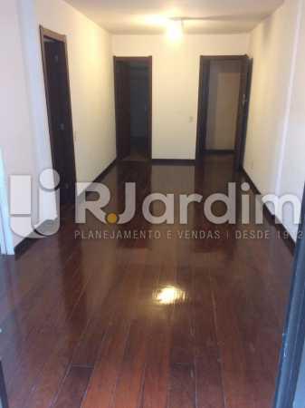 sala - Apartamento Para Alugar - Gávea - Rio de Janeiro - RJ - LAAP40797 - 10