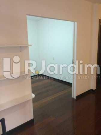 sala - Apartamento Para Alugar - Gávea - Rio de Janeiro - RJ - LAAP40797 - 11