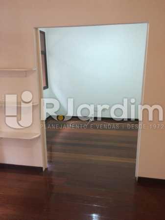 sala - Apartamento Para Alugar - Gávea - Rio de Janeiro - RJ - LAAP40797 - 13