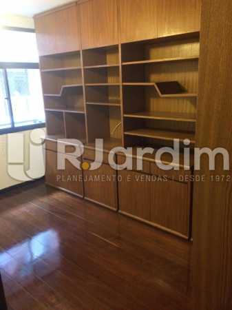 quarto - Apartamento Para Alugar - Gávea - Rio de Janeiro - RJ - LAAP40797 - 14
