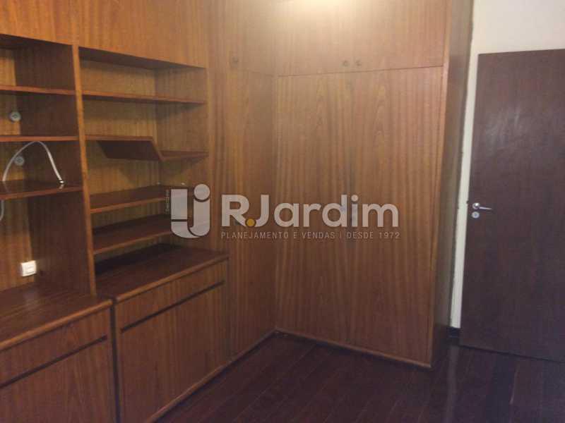 quarto - Apartamento Para Alugar - Gávea - Rio de Janeiro - RJ - LAAP40797 - 15