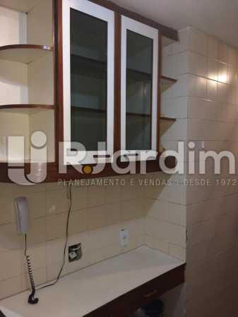 cozinha - Apartamento Para Alugar - Gávea - Rio de Janeiro - RJ - LAAP40797 - 19