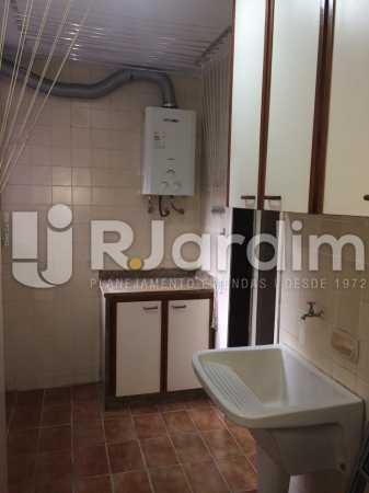 cozinha  - Apartamento Para Alugar - Gávea - Rio de Janeiro - RJ - LAAP40797 - 20