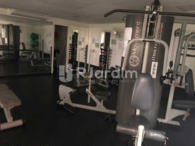 Academia - Apartamento Para Alugar - Gávea - Rio de Janeiro - RJ - LAAP40797 - 6
