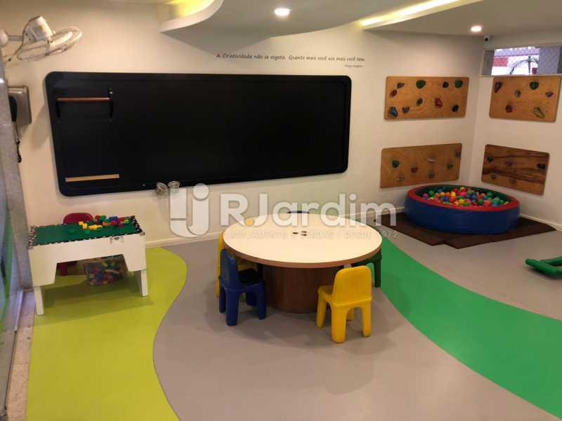 Playground - Apartamento Para Alugar - Gávea - Rio de Janeiro - RJ - LAAP40797 - 8