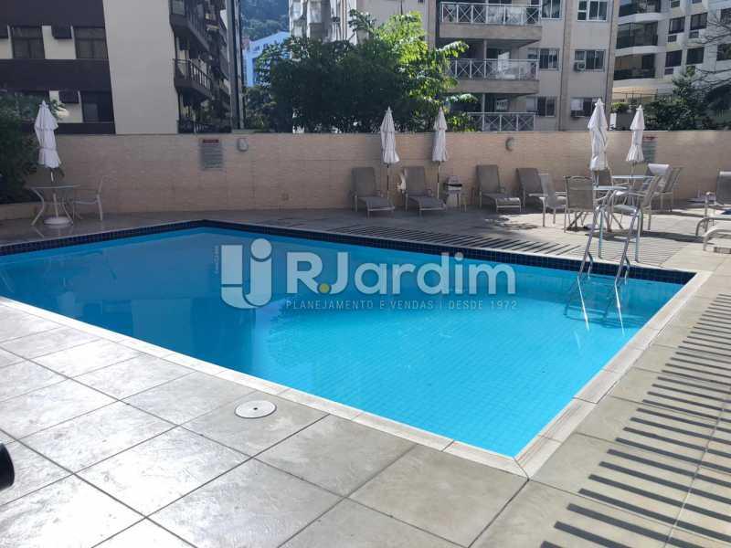 Piscina  - Apartamento Para Alugar - Gávea - Rio de Janeiro - RJ - LAAP40797 - 1