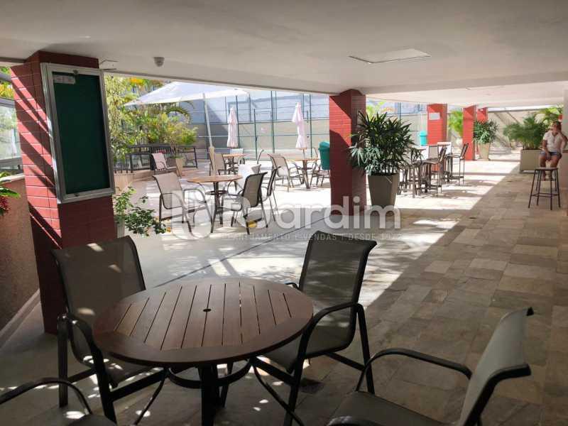 Piscina - Apartamento Para Alugar - Gávea - Rio de Janeiro - RJ - LAAP40797 - 3