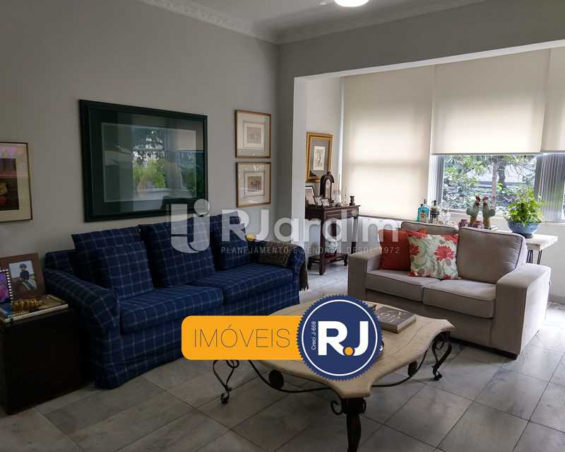 sala   - Apartamento Rua São Clemente,Botafogo, Zona Sul,Rio de Janeiro, RJ À Venda, 2 Quartos, 80m² - LAAP21534 - 3