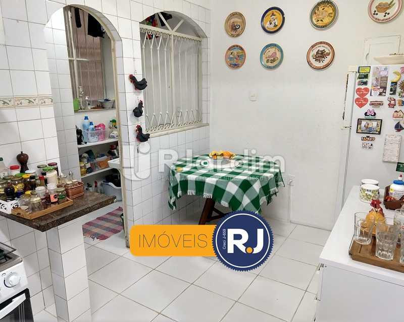 ccozinha / área de seviço - Apartamento Rua São Clemente,Botafogo, Zona Sul,Rio de Janeiro, RJ À Venda, 2 Quartos, 80m² - LAAP21534 - 11