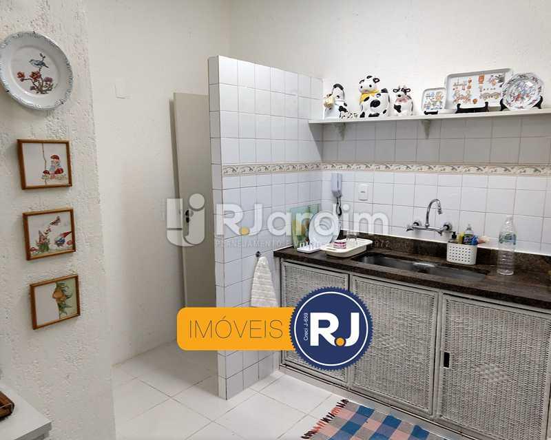 cozinha - Apartamento Rua São Clemente,Botafogo, Zona Sul,Rio de Janeiro, RJ À Venda, 2 Quartos, 80m² - LAAP21534 - 12
