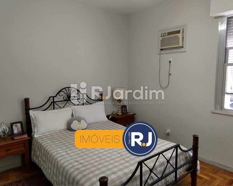 quarto - Apartamento Rua São Clemente,Botafogo, Zona Sul,Rio de Janeiro, RJ À Venda, 2 Quartos, 80m² - LAAP21534 - 5
