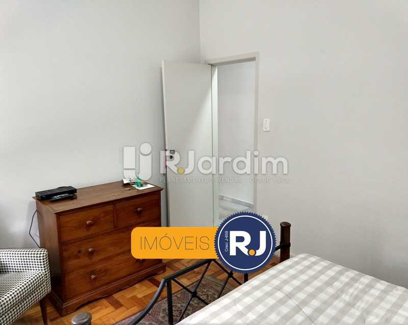 quarto - Apartamento Rua São Clemente,Botafogo, Zona Sul,Rio de Janeiro, RJ À Venda, 2 Quartos, 80m² - LAAP21534 - 6