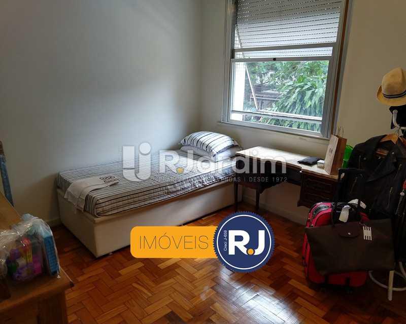 quarto - Apartamento Rua São Clemente,Botafogo, Zona Sul,Rio de Janeiro, RJ À Venda, 2 Quartos, 80m² - LAAP21534 - 8