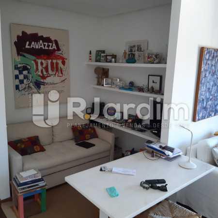 Sala - Apartamento Lagoa Quarto Garagem Compra Venda Avaliação Imóveis - LAAP10378 - 5