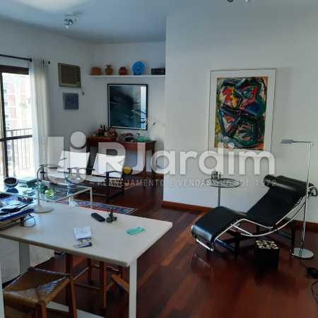 Sala - Apartamento Lagoa Quarto Garagem Compra Venda Avaliação Imóveis - LAAP10378 - 7