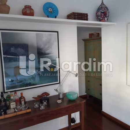 Sala - Apartamento Lagoa Quarto Garagem Compra Venda Avaliação Imóveis - LAAP10378 - 9