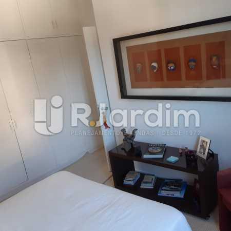 Suíte - Apartamento Lagoa Quarto Garagem Compra Venda Avaliação Imóveis - LAAP10378 - 11
