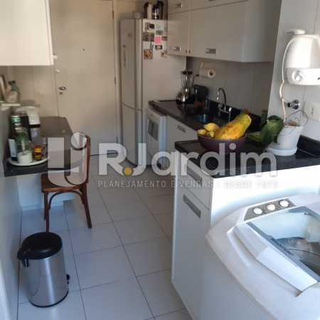 Cozinha - Apartamento Lagoa Quarto Garagem Compra Venda Avaliação Imóveis - LAAP10378 - 18