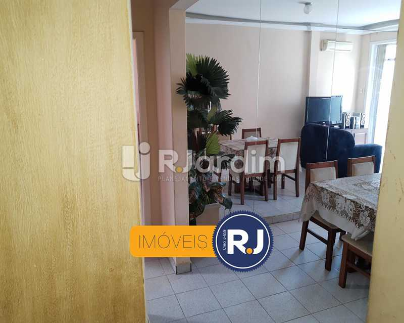 Hall de Entrada - Apartamento Copacabana 2 Quartos Compra Venda Avaliação Imóveis - LAAP21533 - 3