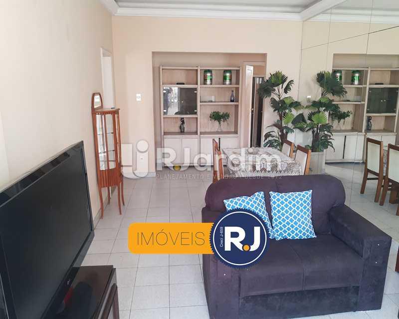 Sala - Apartamento Copacabana 2 Quartos Compra Venda Avaliação Imóveis - LAAP21533 - 1