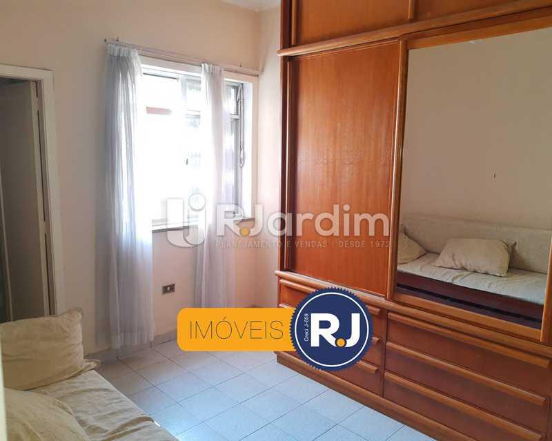 Quarto 1 - Apartamento Copacabana 2 Quartos Compra Venda Avaliação Imóveis - LAAP21533 - 8