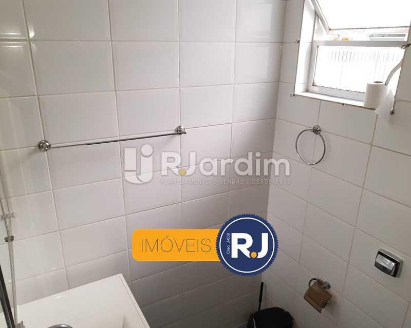 Banheiro Suíte - Apartamento Copacabana 2 Quartos Compra Venda Avaliação Imóveis - LAAP21533 - 14