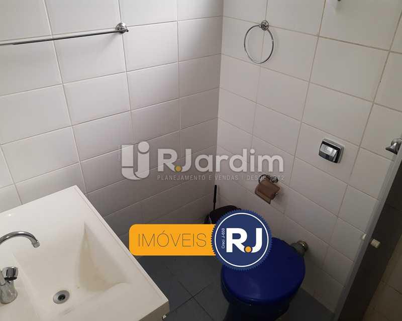 Banheiro Suíte - Apartamento Copacabana 2 Quartos Compra Venda Avaliação Imóveis - LAAP21533 - 15