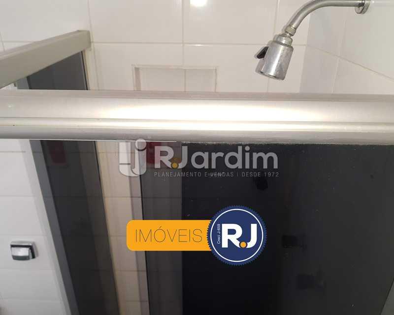 Banheiro Suíte - Apartamento Copacabana 2 Quartos Compra Venda Avaliação Imóveis - LAAP21533 - 16