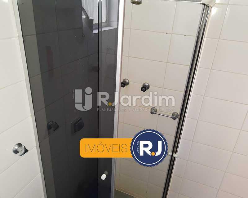 Banheiro Social - Apartamento Copacabana 2 Quartos Compra Venda Avaliação Imóveis - LAAP21533 - 17