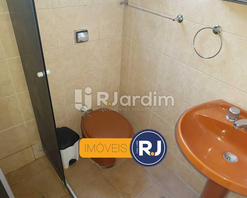 Banheiro Social - Apartamento Copacabana 2 Quartos Compra Venda Avaliação Imóveis - LAAP21533 - 18