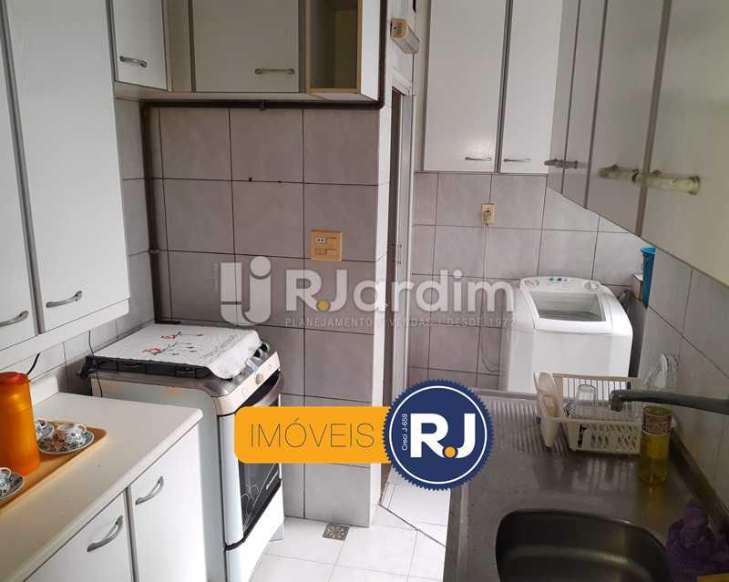 Cozinha - Apartamento Copacabana 2 Quartos Compra Venda Avaliação Imóveis - LAAP21533 - 21