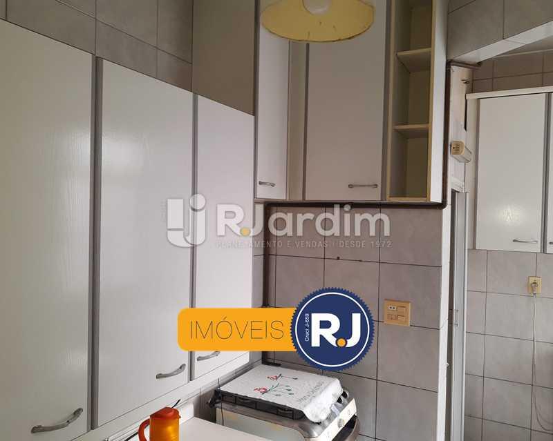 Cozinha - Apartamento Copacabana 2 Quartos Compra Venda Avaliação Imóveis - LAAP21533 - 22