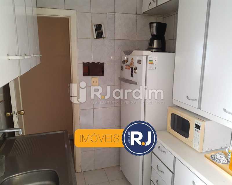 Cozinha - Apartamento Copacabana 2 Quartos Compra Venda Avaliação Imóveis - LAAP21533 - 23