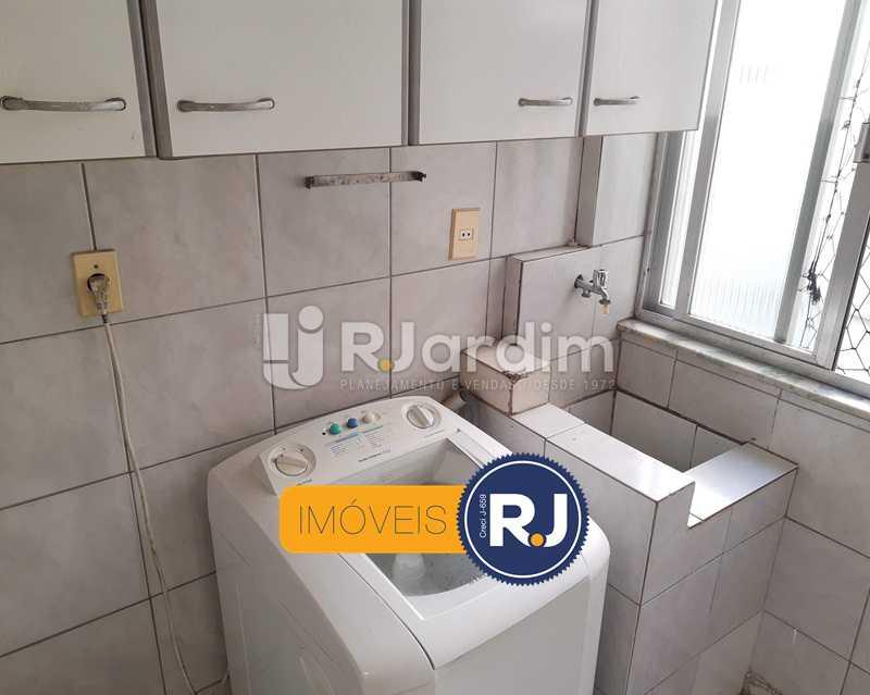 Área de Serviço - Apartamento Copacabana 2 Quartos Compra Venda Avaliação Imóveis - LAAP21533 - 24