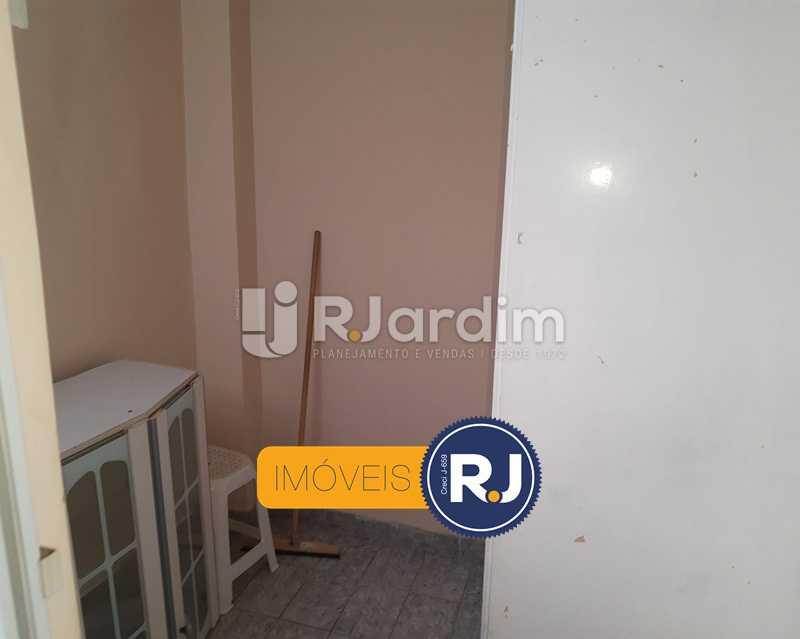 Área de Serviço - Apartamento Copacabana 2 Quartos Compra Venda Avaliação Imóveis - LAAP21533 - 25