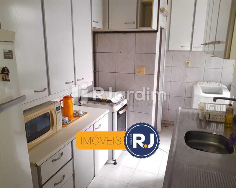 Cozinha - Apartamento Copacabana 2 Quartos Compra Venda Avaliação Imóveis - LAAP21533 - 26