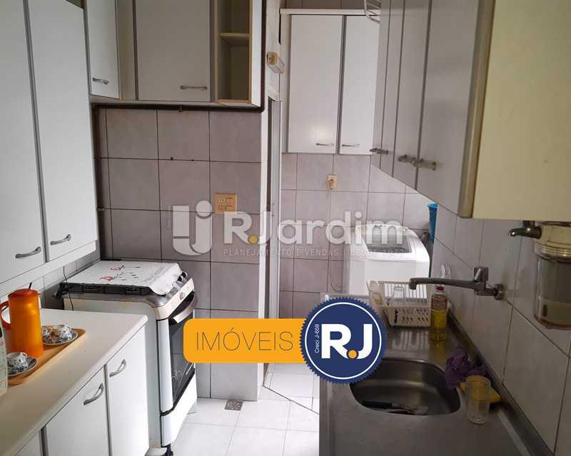 Cozinha - Apartamento Copacabana 2 Quartos Compra Venda Avaliação Imóveis - LAAP21533 - 27