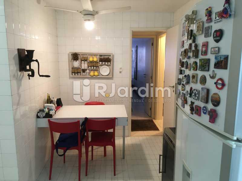 Cozinha - Apartamento À Venda - Ipanema - Rio de Janeiro - RJ - LAAP32159 - 25