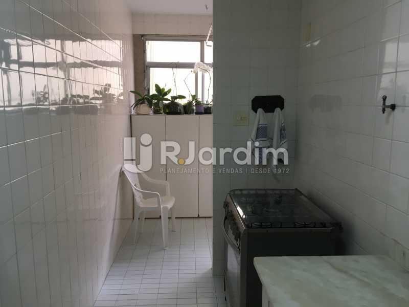 Área de serviço - Apartamento À Venda - Ipanema - Rio de Janeiro - RJ - LAAP32159 - 27
