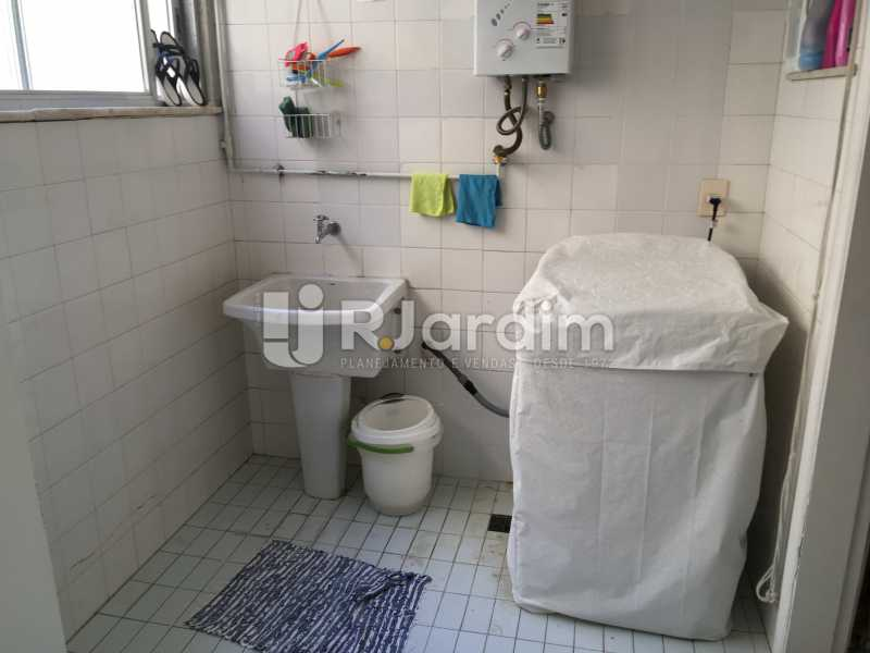 Área de serviço - Apartamento À Venda - Ipanema - Rio de Janeiro - RJ - LAAP32159 - 28
