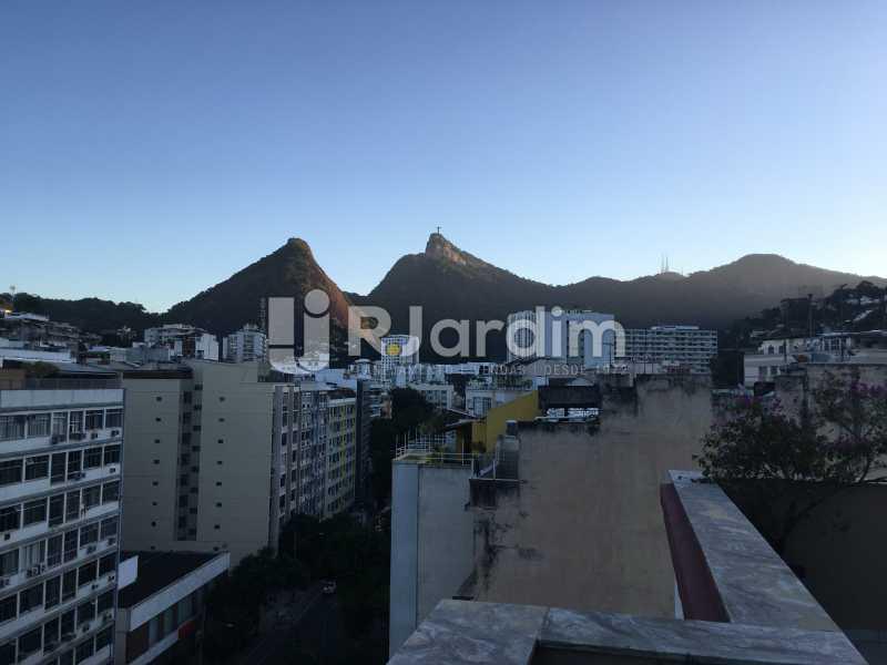 Vista montanha e Cristo - Cobertura Rua das Laranjeiras,Laranjeiras, Zona Sul,Rio de Janeiro, RJ À Venda, 3 Quartos, 230m² - LACO30288 - 1
