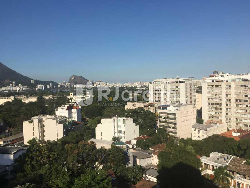 Vista Lagoa - Apartamento à venda Rua Major Rúbens Vaz,Gávea, Zona Sul,Rio de Janeiro - R$ 2.300.000 - LAAP32166 - 7