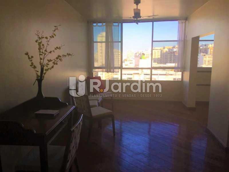 Sala - Apartamento À Venda - Gávea - Rio de Janeiro - RJ - LAAP32166 - 13