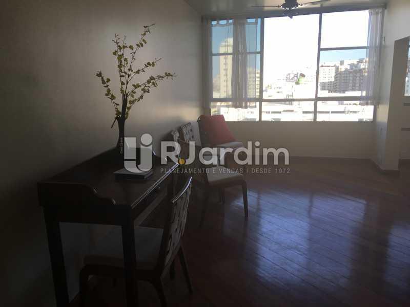 Sala - Apartamento À Venda - Gávea - Rio de Janeiro - RJ - LAAP32166 - 9